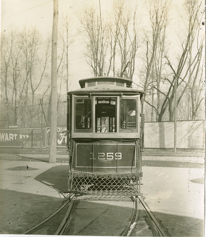 Trolley No. 1259