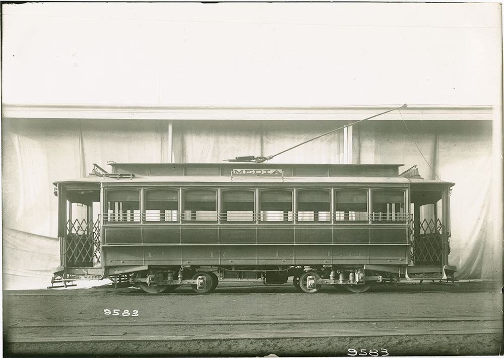 Trolley No. 1276