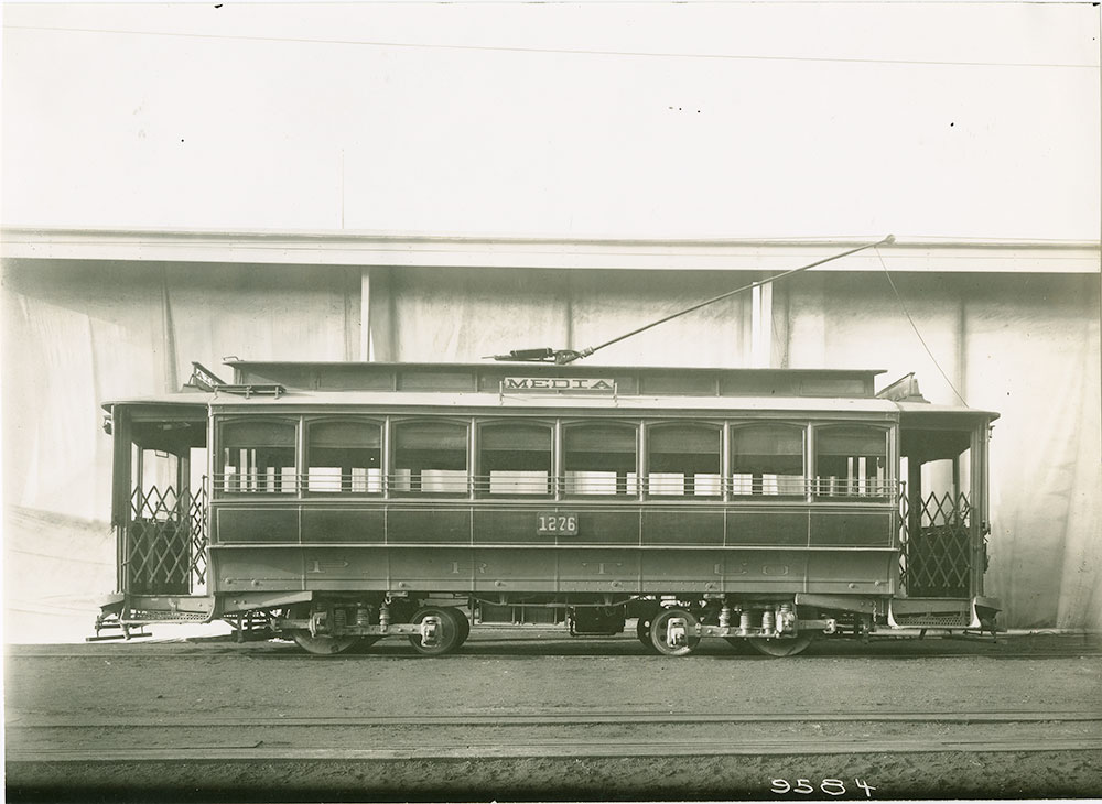 Trolley No. 1276