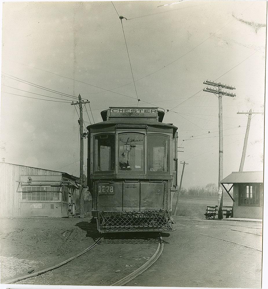 Trolley No. 1278