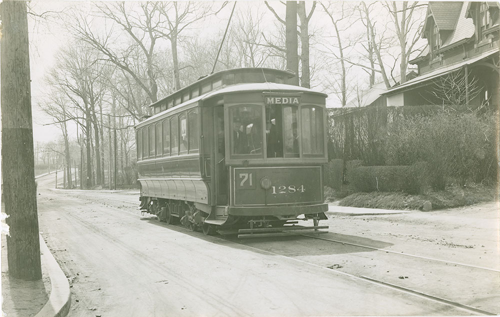 Trolley No. 1284