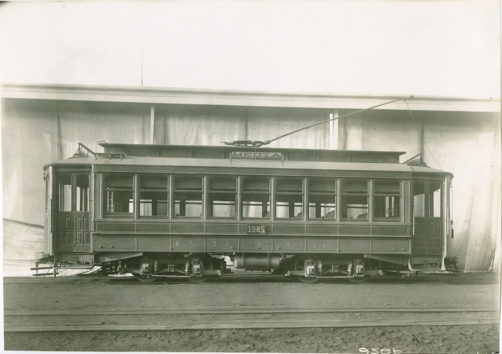 Trolley No. 1284