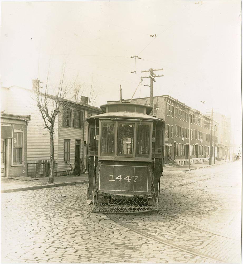 Trolley No. 1447