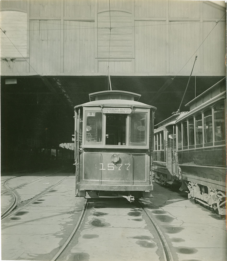Trolley No. 1577