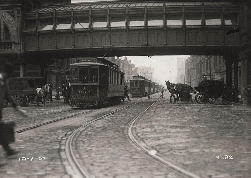 Trolley cars no. 1984, 1883