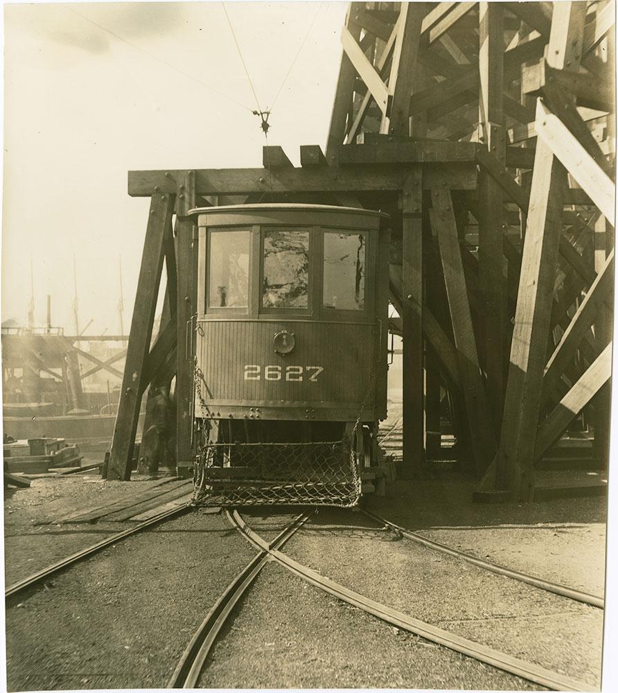 Trolley No. 2627