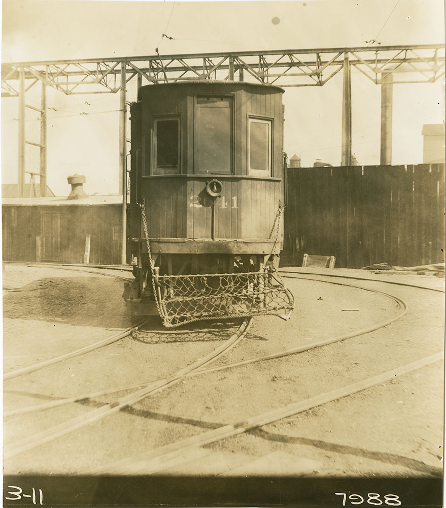Trolley No. 2641