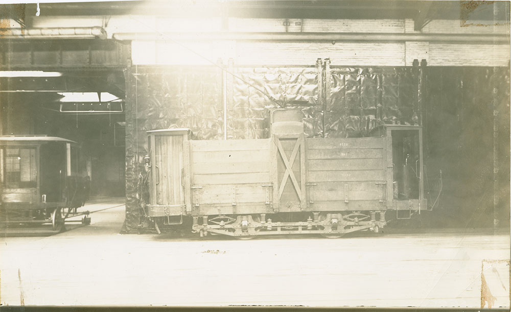 Trolley No. 2668