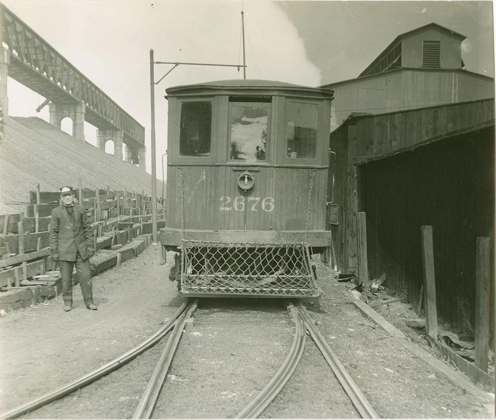 Trolley No. 2676