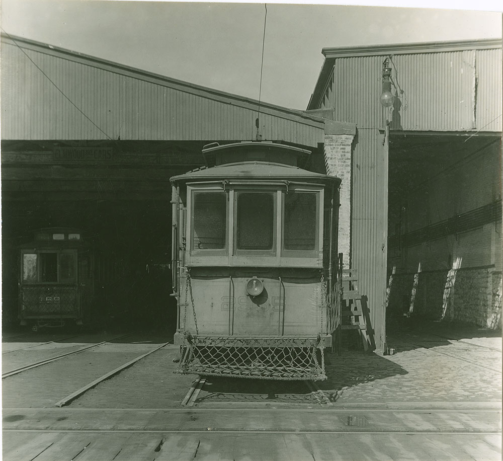 Trolley No. 2935