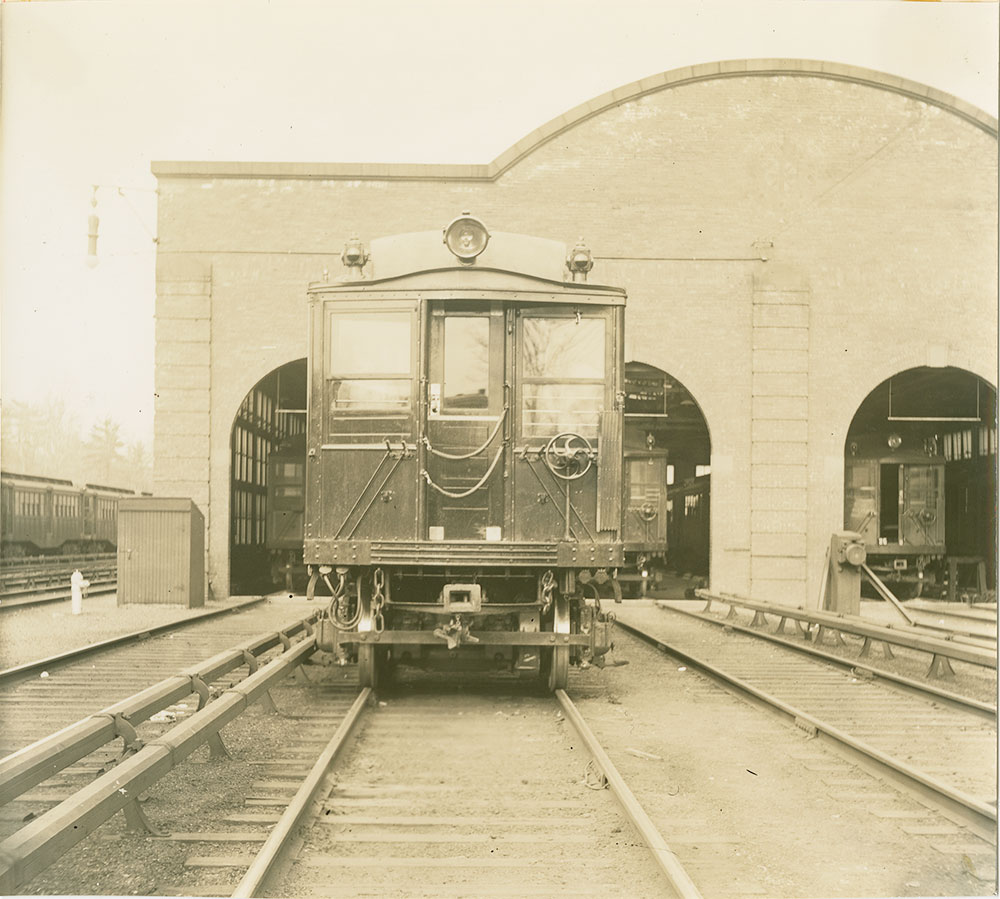 Trolley No. 119
