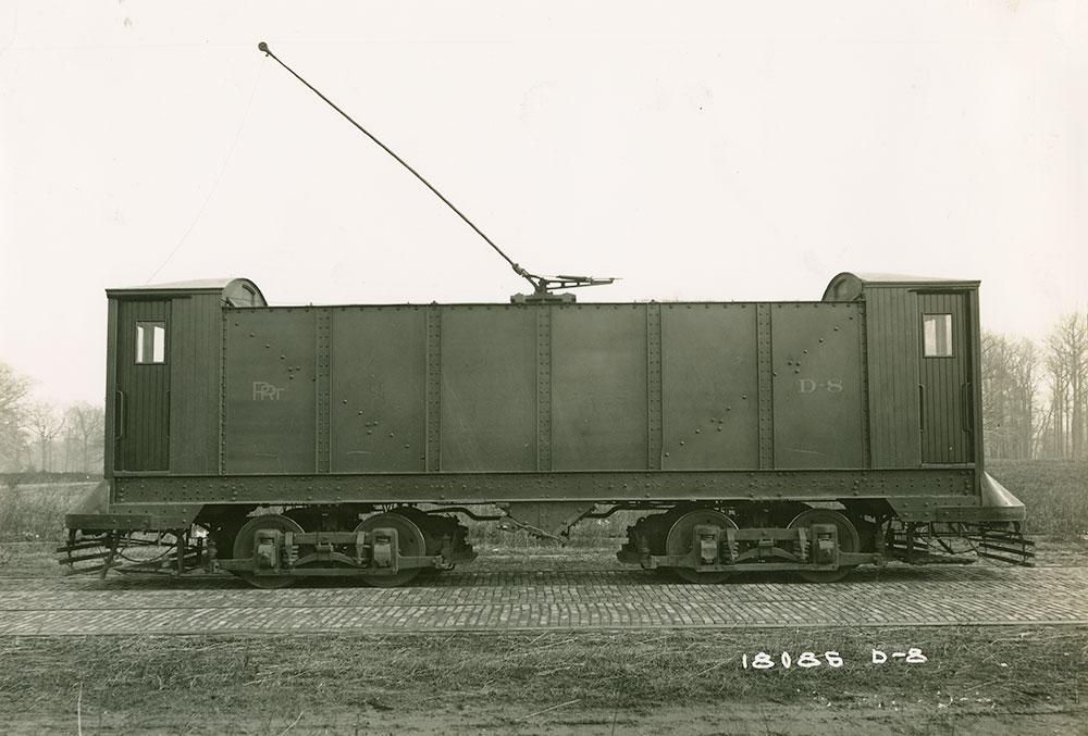 Trolley No. D-8