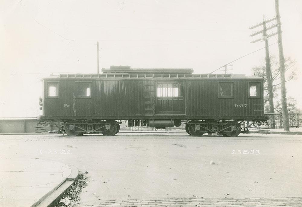 Trolley No. D-37