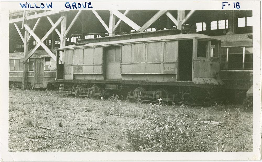 Trolley No. F-18