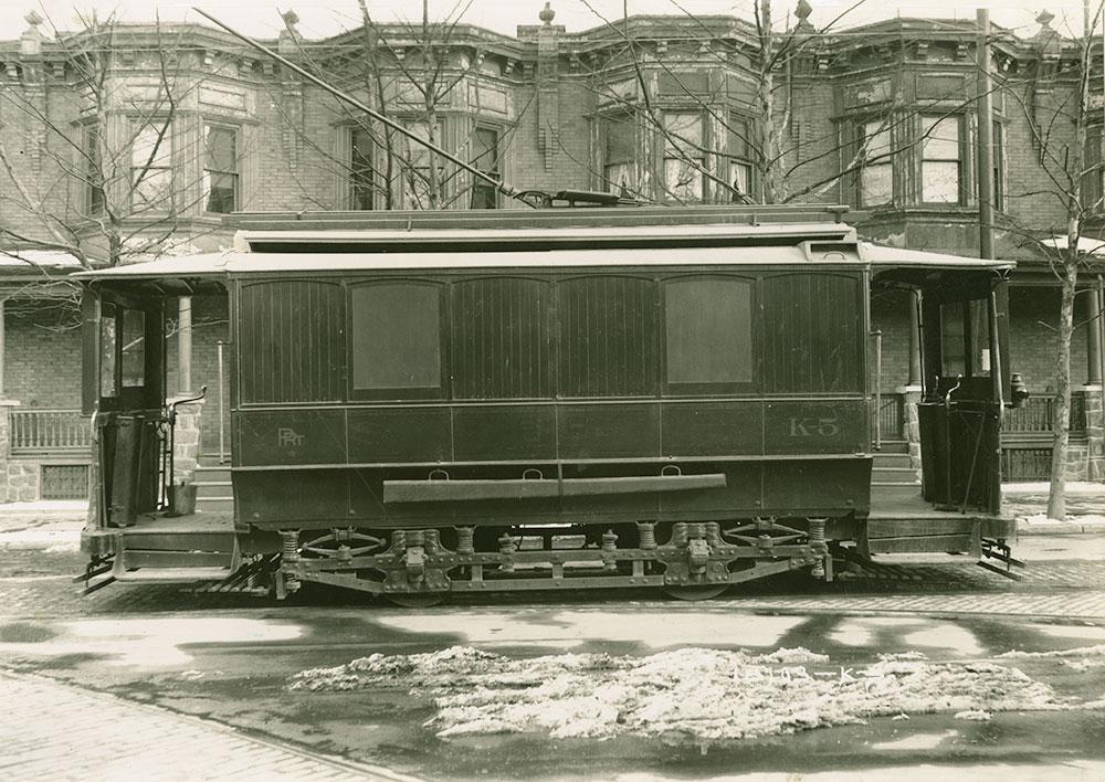 Trolley No. K-5