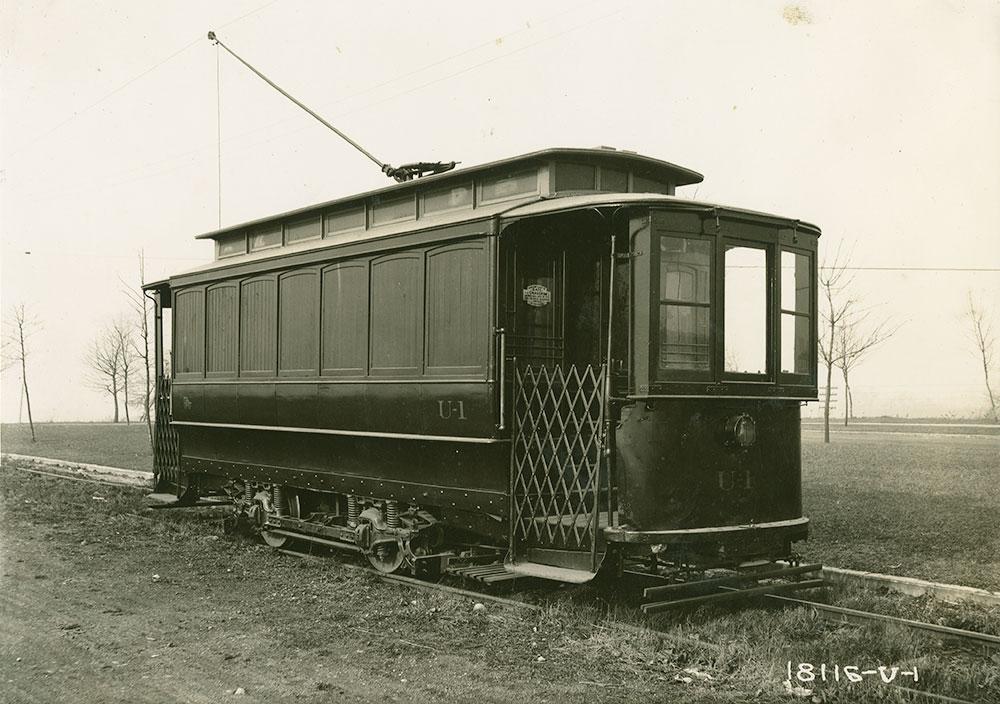 Trolley No. U-1
