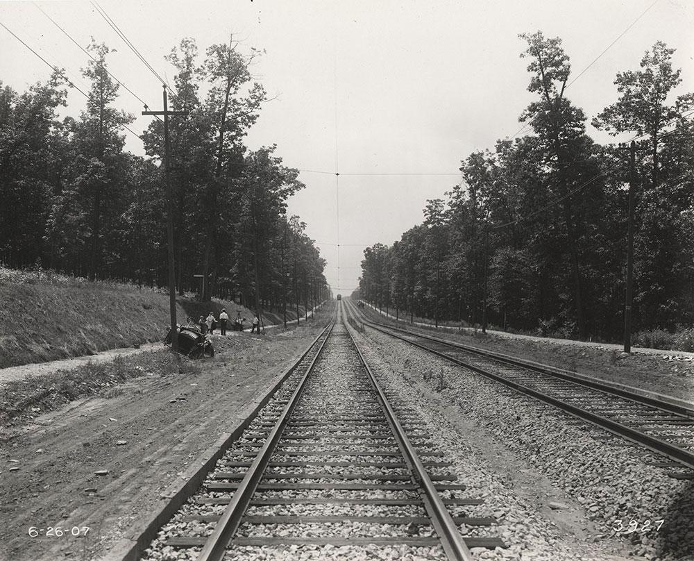 Tyson Avenue, Glenside Line