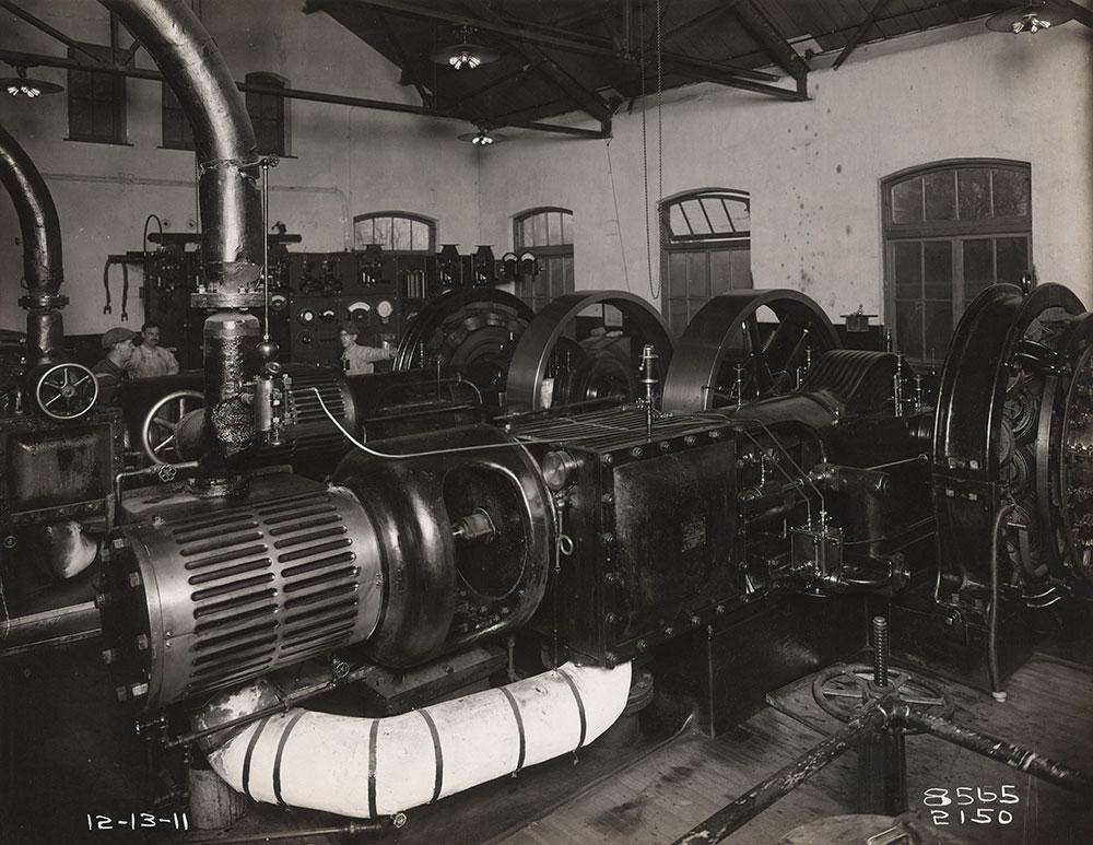 Paul Valley - Doylestown Line power house interior