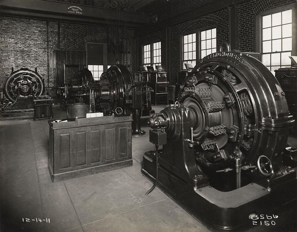 Paul Valley power house interior