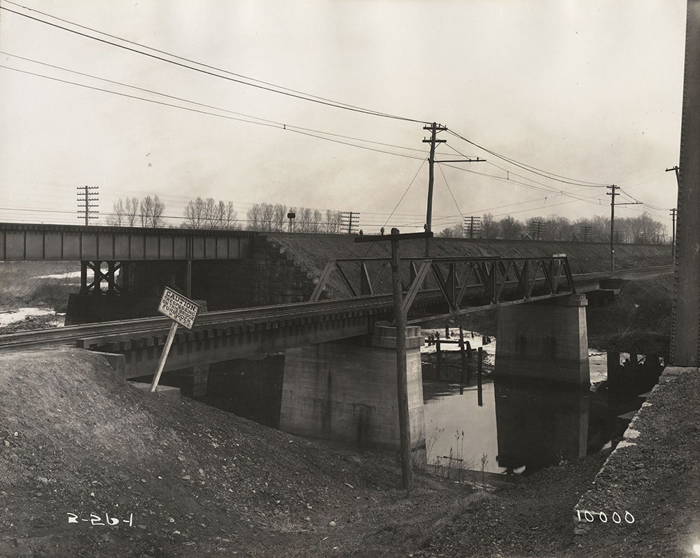 Trolley bridges