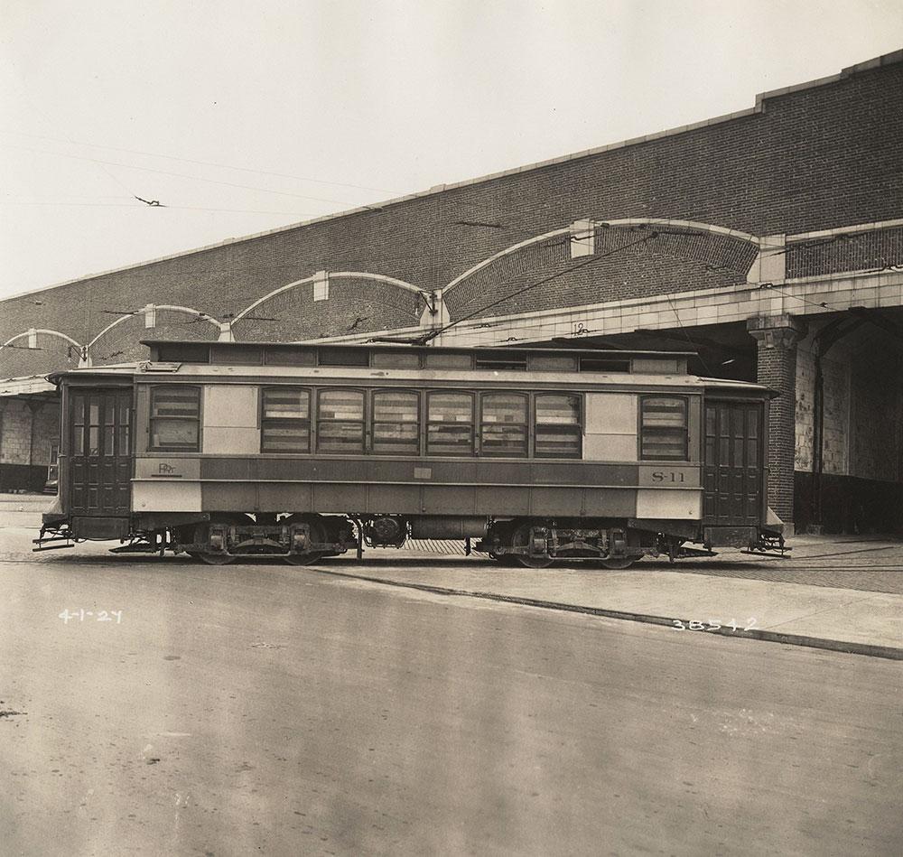 Trolley no. S-11