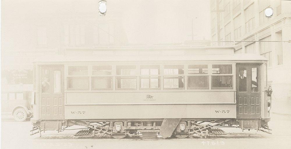 Trolley no. W-57