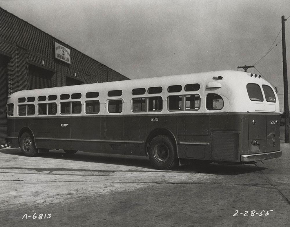 Bus no. 535