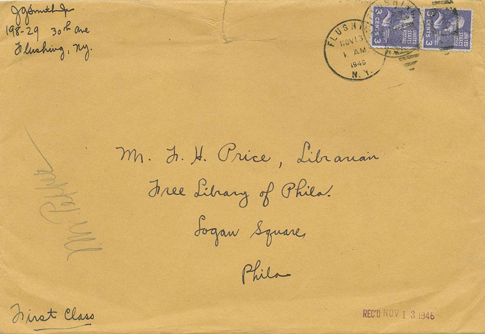 Lehigh Lines NRHS (envelope)
