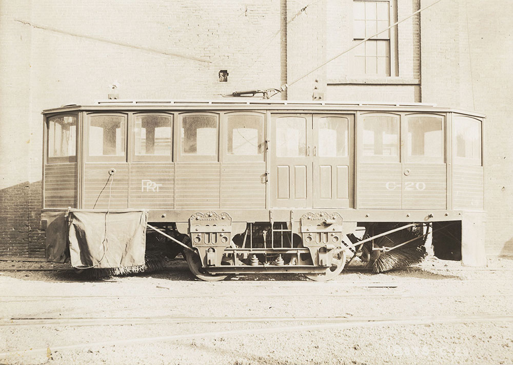 Trolley no. C-20