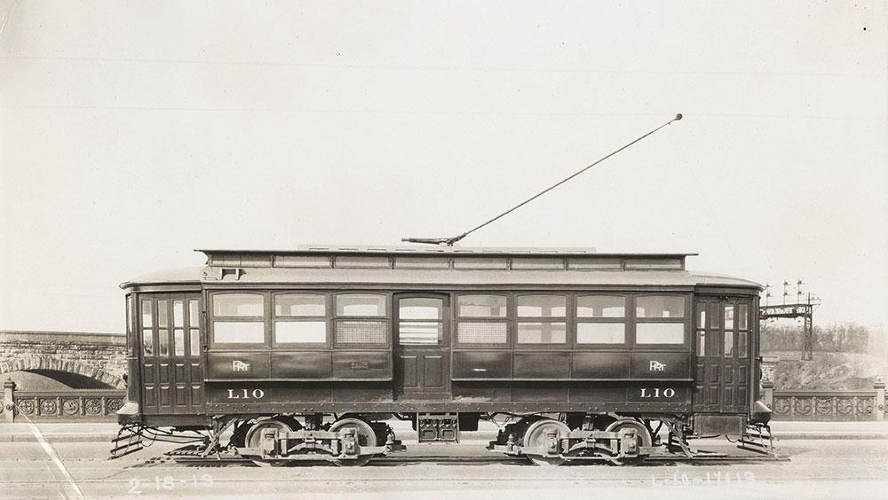 Trolley no. L-10