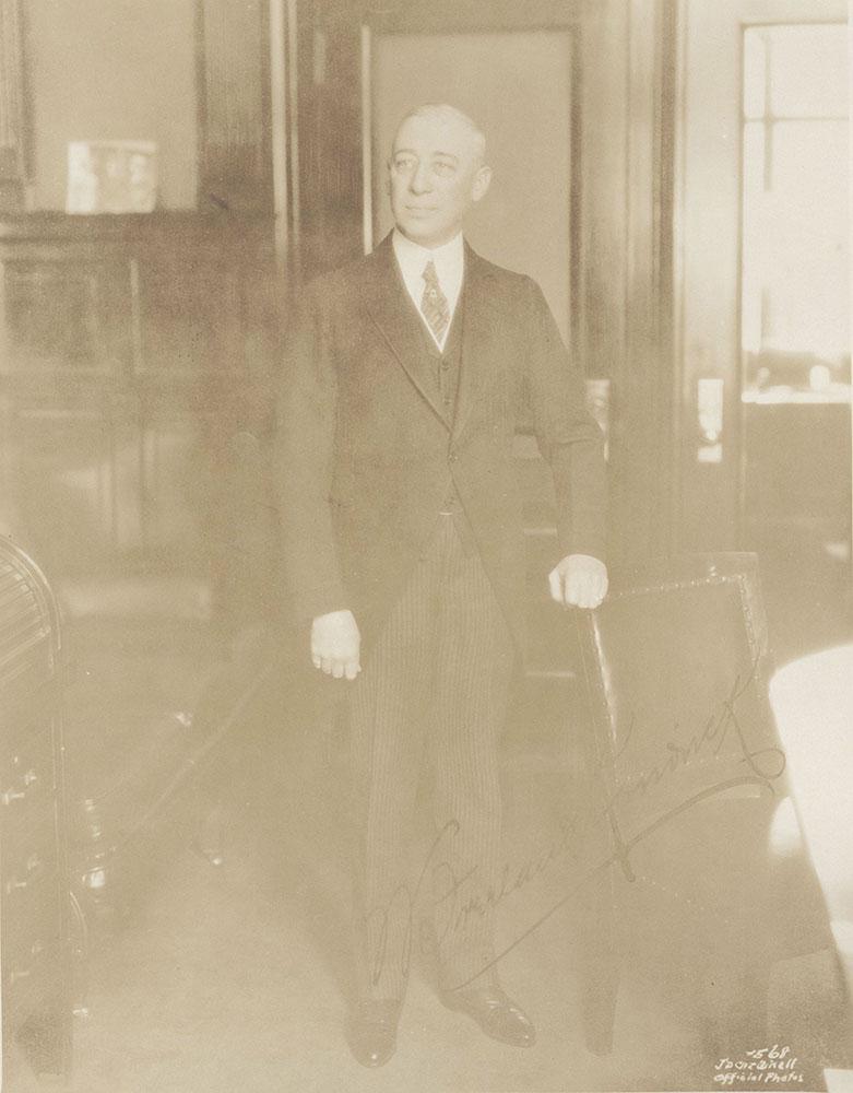 Sesqui-Centennial Portrait #3