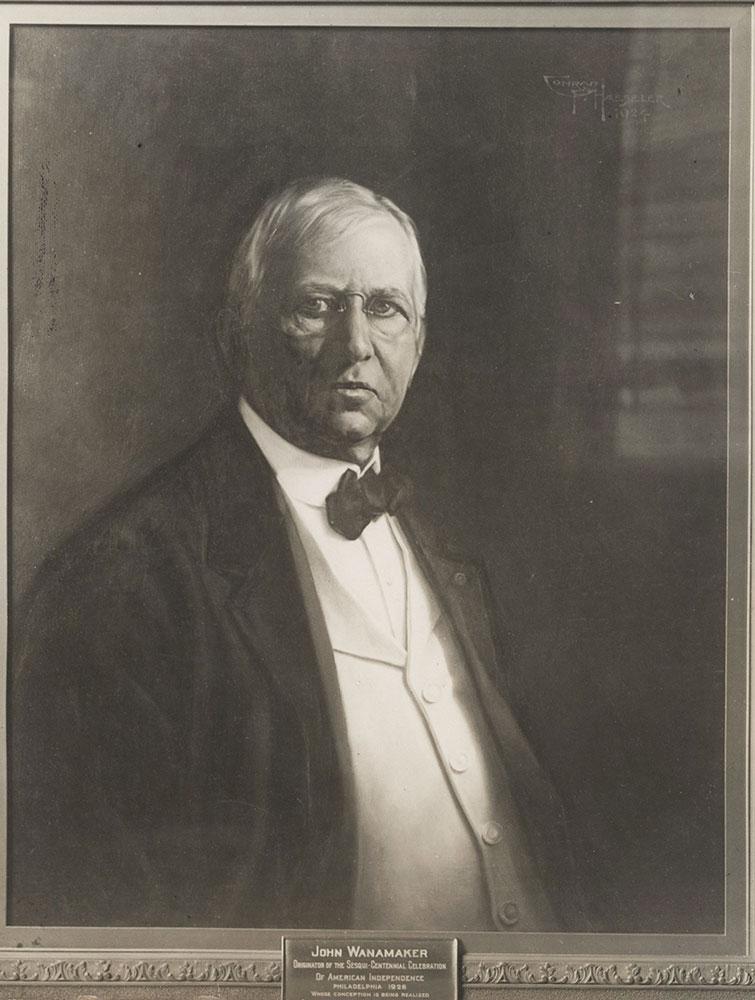 Sesqui-Centennial Portrait #4