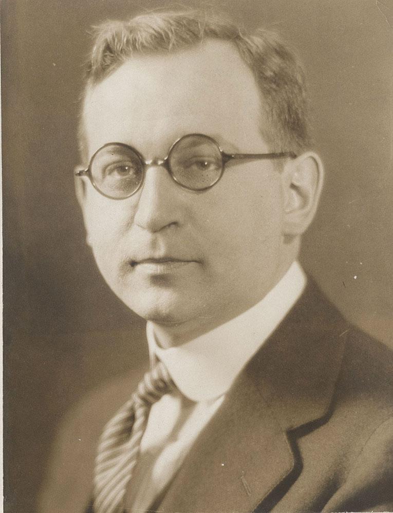 Sesqui-Centennial Portrait #13