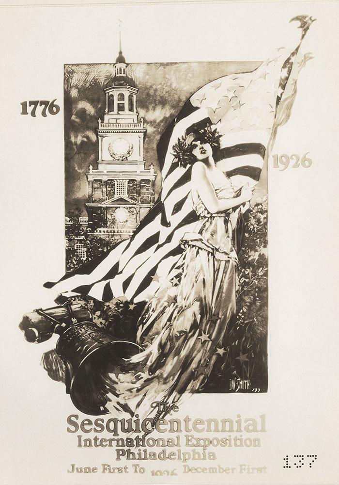 Sesqui-Centennial Poster #2