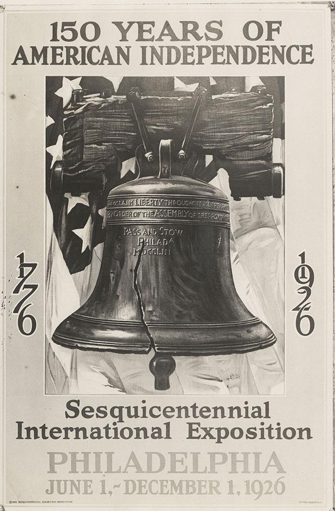 Sesqui-Centennial Poster #4