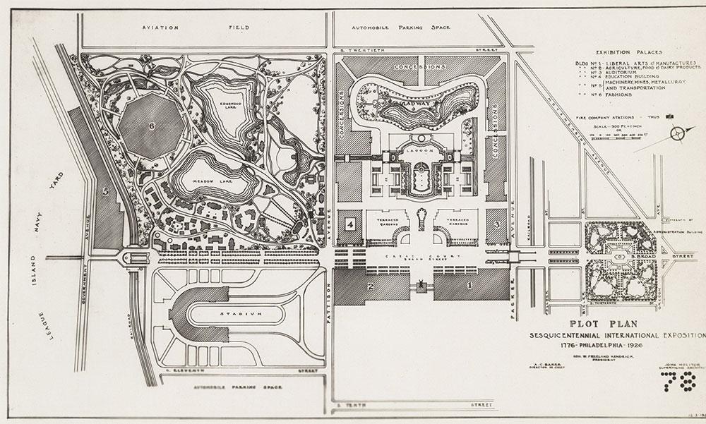 Sesqui-Centennial Map #2