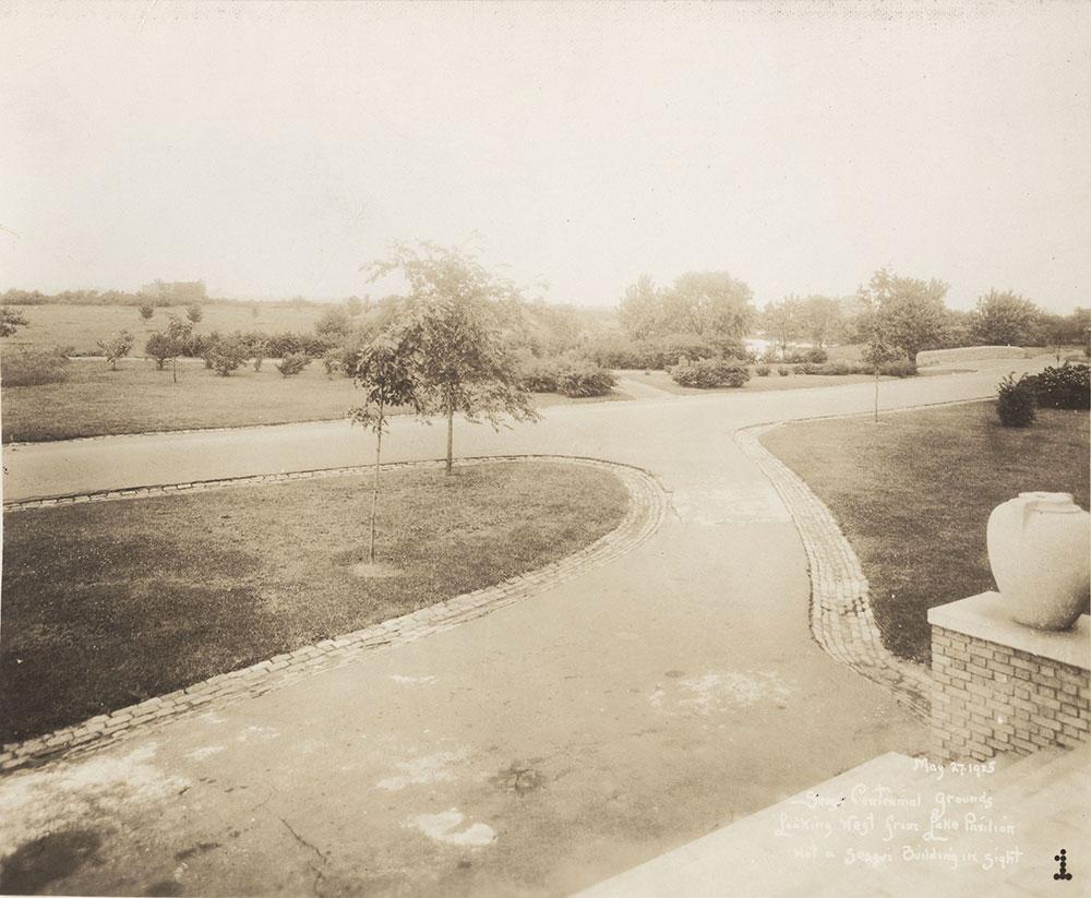 Sesqui-Centennial Pre-Construction Site #1