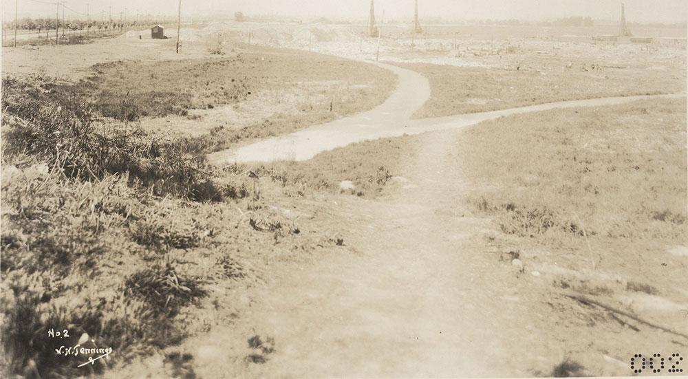 Sesqui-Centennial Pre-Construction Site #3