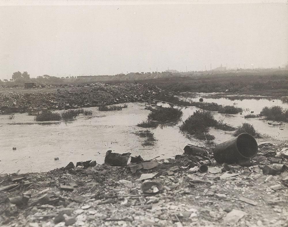 Sesqui-Centennial Pre-Construction Site #4