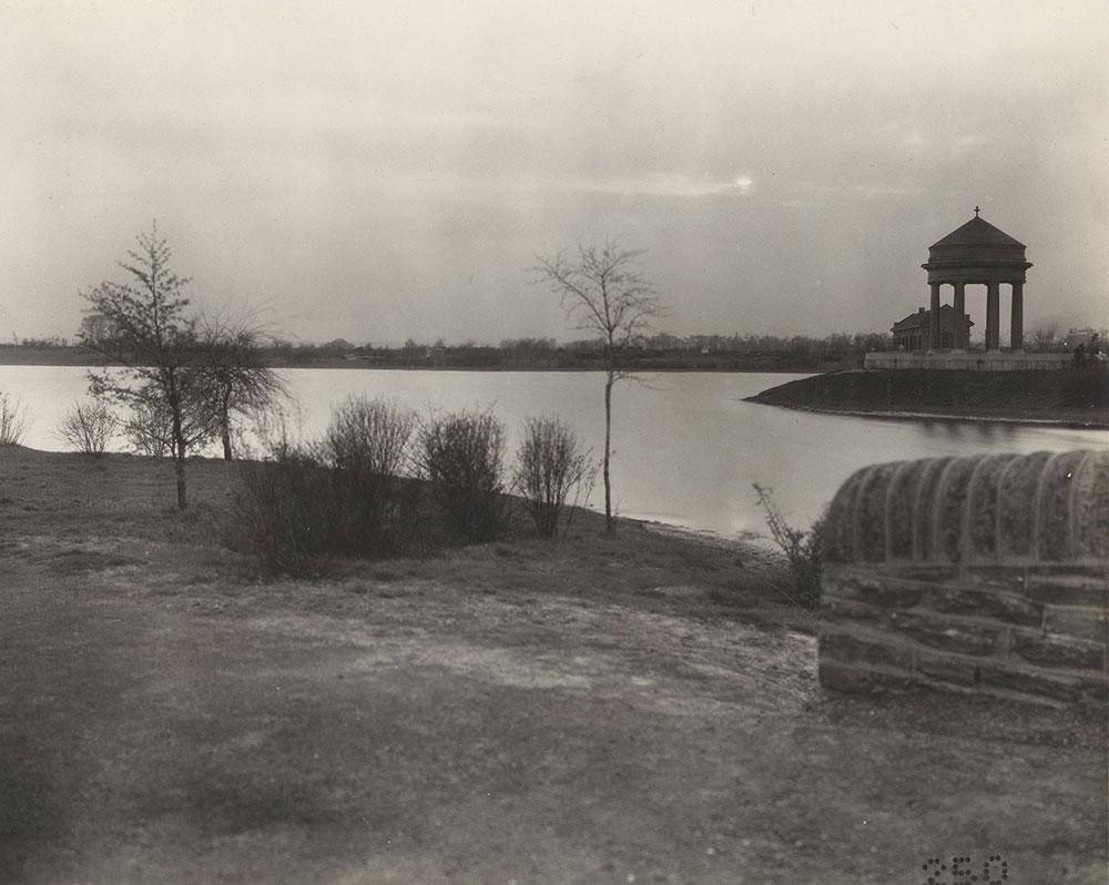 Sesqui-Centennial Pre-Construction Site #8