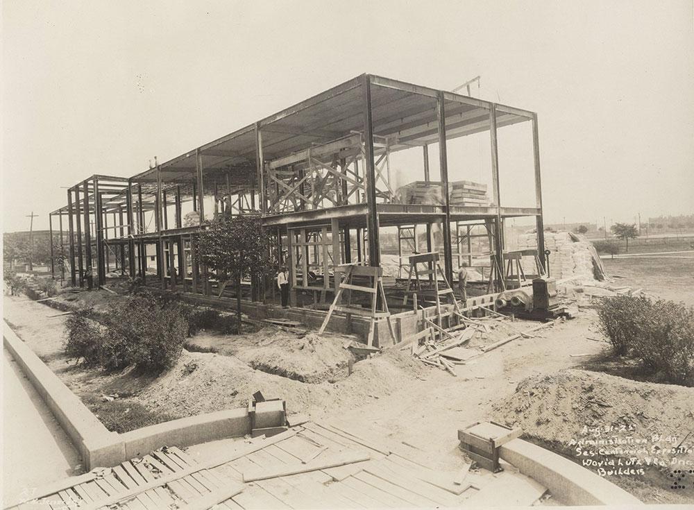 Sesqui-Centennial Construction #4