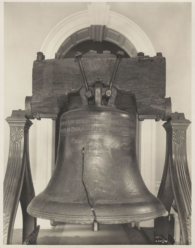 Sesqui-Centennial Liberty Bell #1