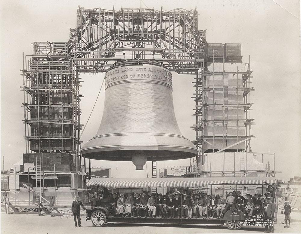 Sesqui-Centennial Liberty Bell #4