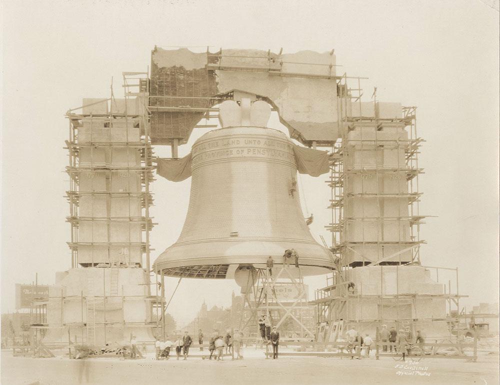 Sesqui-Centennial Liberty Bell #5