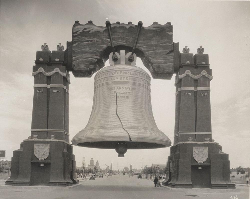 Sesqui-Centennial Liberty Bell #6