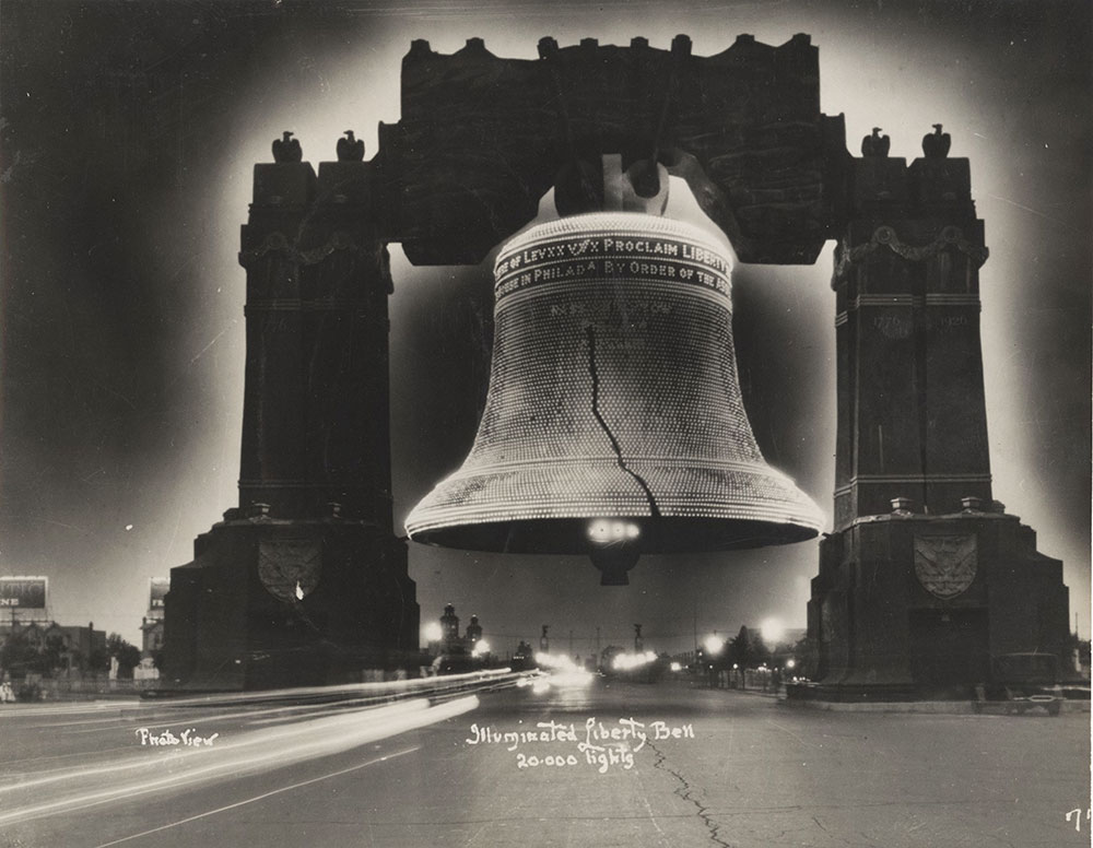 Sesqui-Centennial Liberty Bell #9