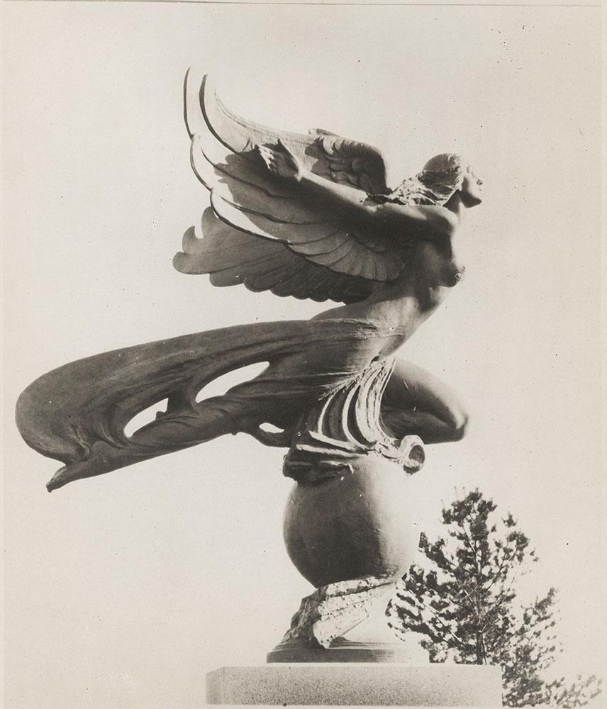 Sesqui-Centennial Sculptures #4