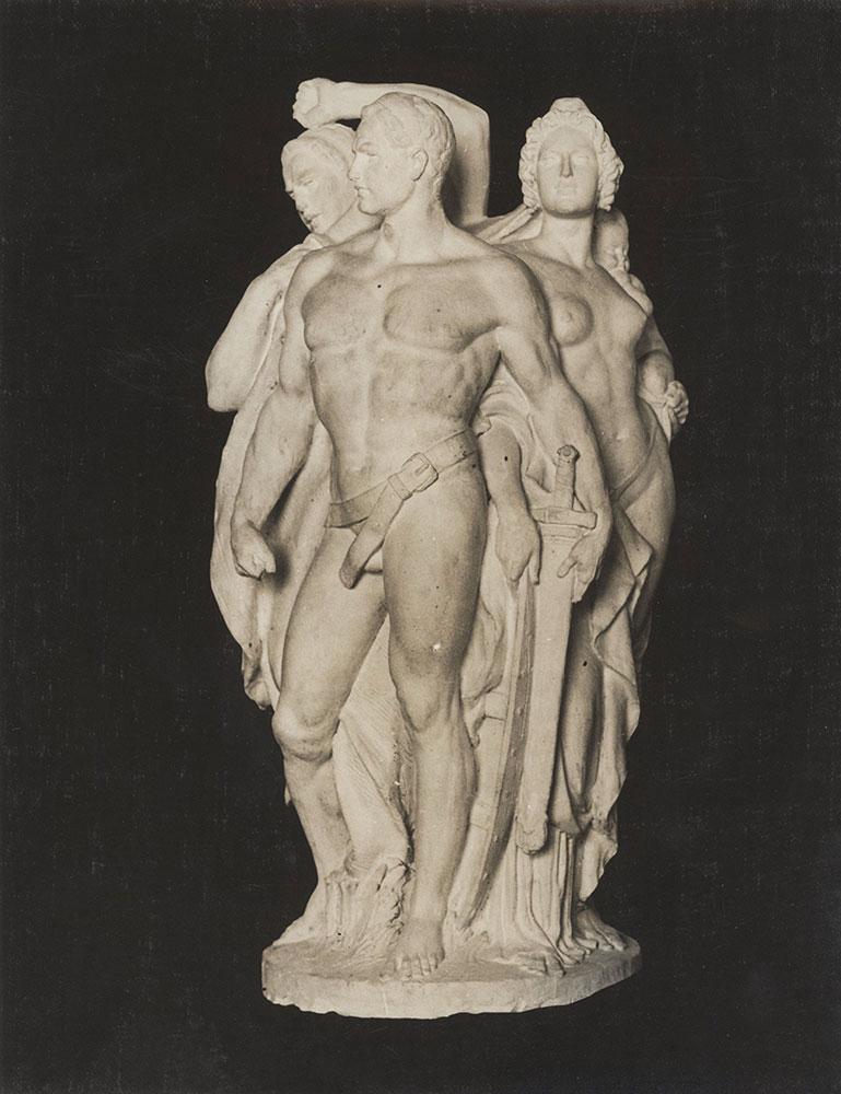 Sesqui-Centennial Sculptures #6