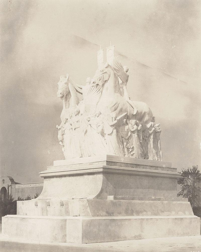 Sesqui-Centennial Statues #3