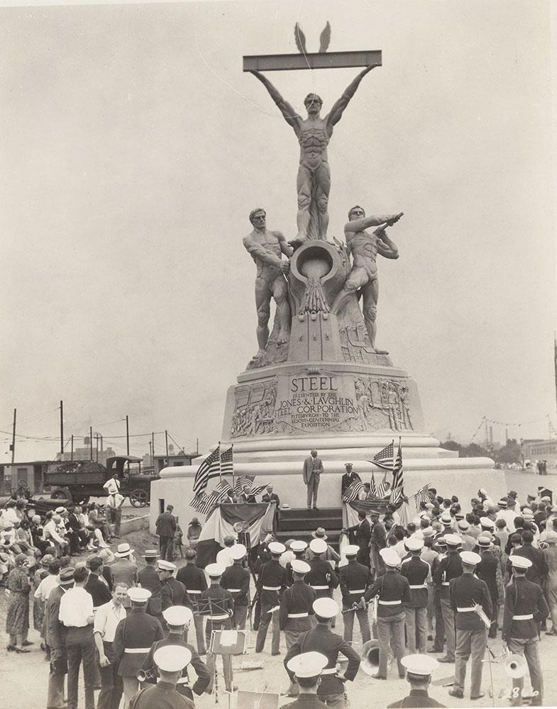 Sesqui-Centennial Statues #4